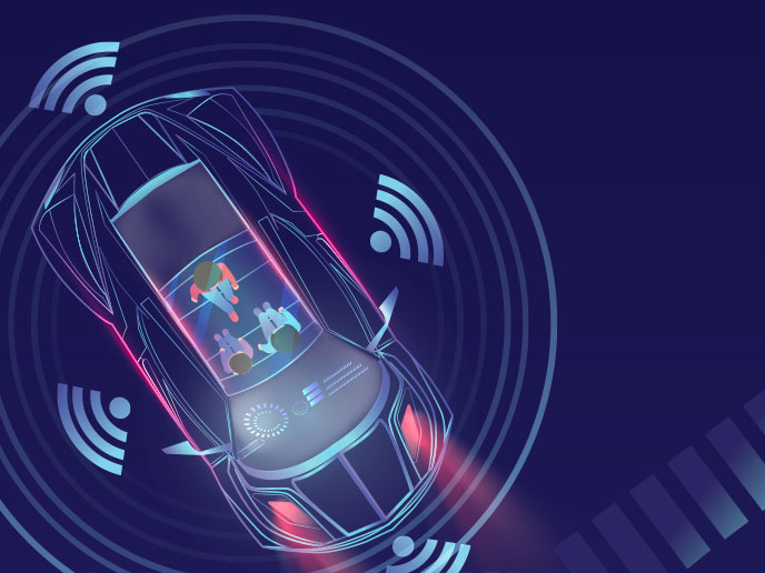 Connected and automated driving: The route to a safer, more efficient and cleaner transport system